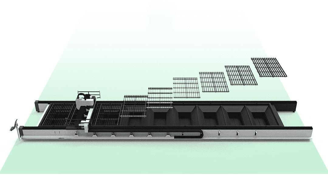 단일 플랫폼 모듈 식 설계