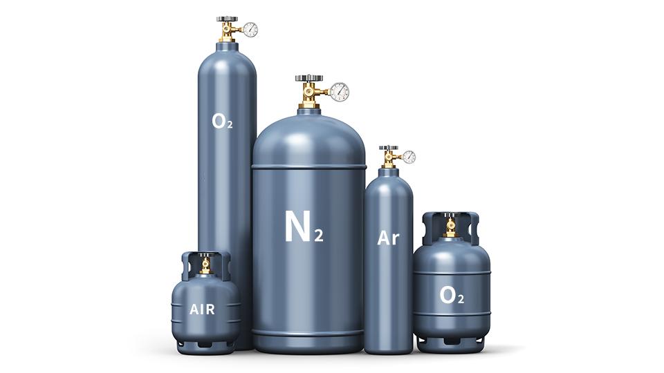 레이저 절단기의 보조 가스 선택 방법(图1)